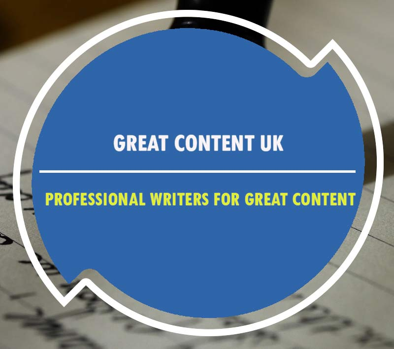 get great website content written by our team