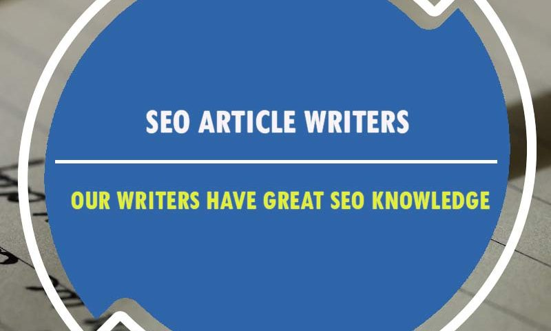 seo article writing services